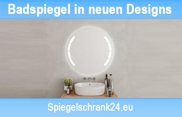 Badspiegel LED in neuen Designs